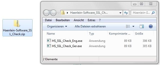 SSL-Prüfung Anleitung (Deutsch / Englisch) - Haenlein-Software Forum